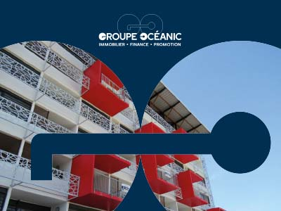 Nouvelle plaquette GROUPE OCEANIC - Defiscalisation Guyane OUTRE-MER DOM-TOM